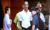 Obama and family head to Java on Indonesia trip