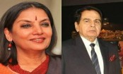 Shabana Azmi says Dilip Kumar has influenced her life