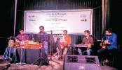 AF celebrates 'World Music Day'