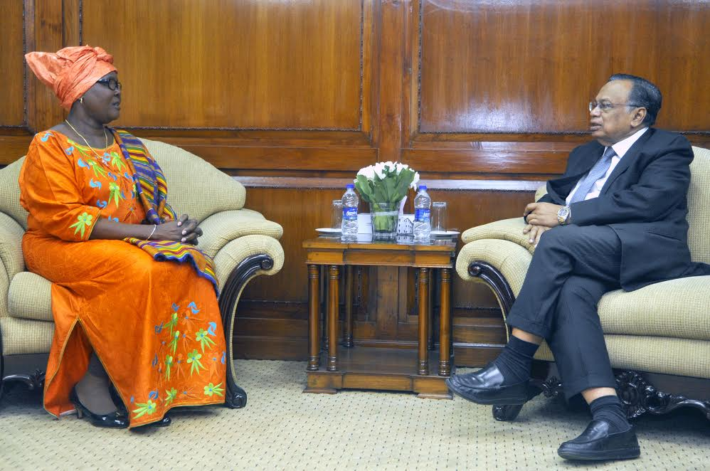 Bangladesh keen to deepen ties with African countries