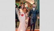 Messi marries childhood sweetheart Roccuzzo