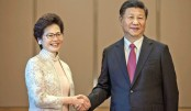 Don't cross 'red line' Xi Jinping warns Hong Kong  over sovereignty