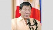 Duterte threatens  to jail martial  law critics