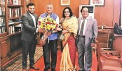 Dr VK Singh lauds Bangladesh's progress