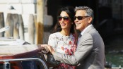 George Clooney and wife Amal 'planning to renew vows'