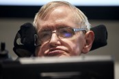 Hawking says Trump's climate stance could damage Earth