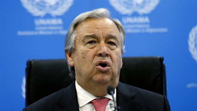 Former French judge to head UN body to probe Syria crimes