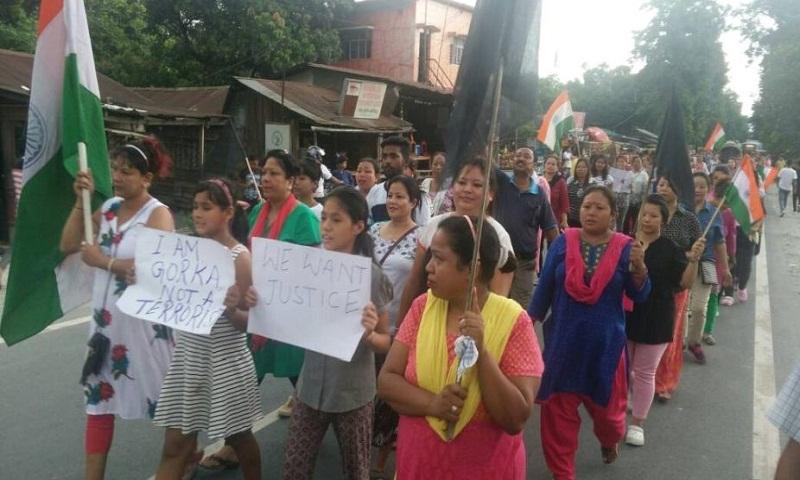 Darjeeling shutdown enters 20th day, situation remains tense