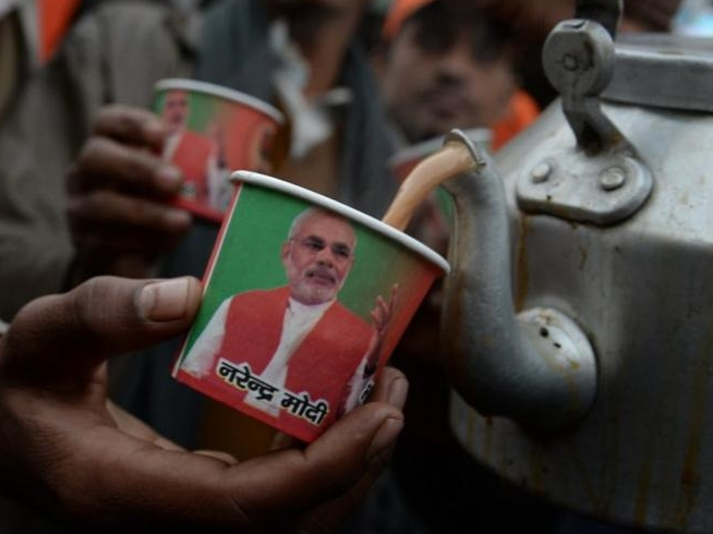 Shop where Modi sold tea to be converted into a tourist spot