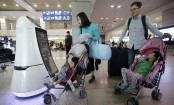 Robots to aid tourists, clean floors at South Korean airport