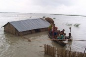 China donates US$ 100000 for BD flood victims