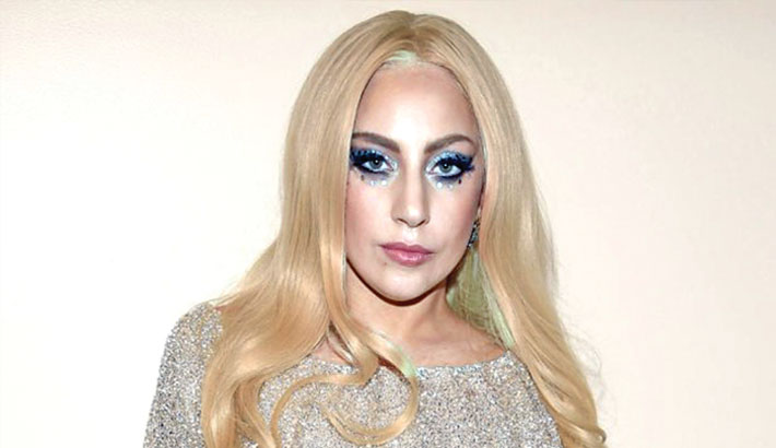 Lady Gaga turns substitute teacher in ad