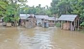 Flood situation worsens in Sylhet region