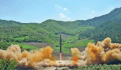 North Korea fires ballistic missile that 'could hit US'