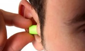 New earplugs let you answer phone calls with your smile