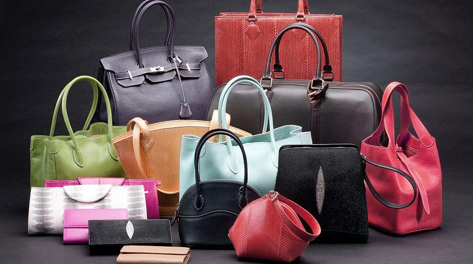 Handbags for rainy days