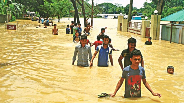 2 siblings drown in Cox's Bazar floodwater