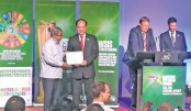Int'l award for Bangladesh through DU Telemedicine Programme