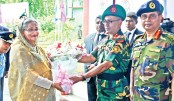 Don't allow militants to  use Bangladesh soil: PM