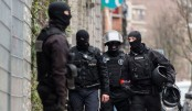 Five arrested in Belgian, French terror raids