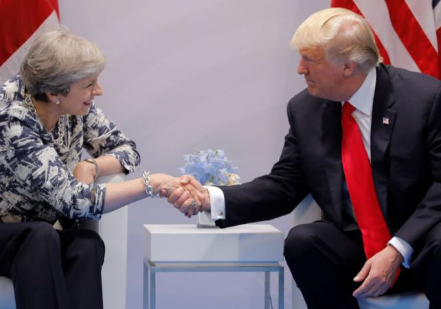 UK-US trade deal to happen quickly: Trump
