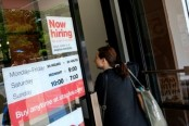 US job creation surges in June, pointing to market's resilience