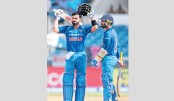 Kohli leads India to series  win over Windies