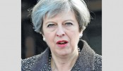 UK will be 'bold' on world stage: May
