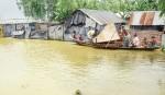 Flood deteriorates  in northern region