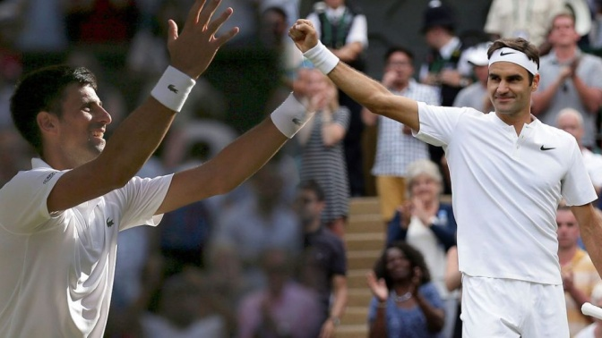 Wimbledon heavyweights braced for 'Manic Monday'