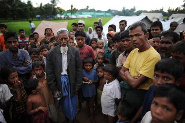 Myanmar to take back Rohingyas in phases: Home Minister