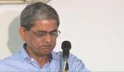 Mirza Fakhrul breaks down in tears again during speech