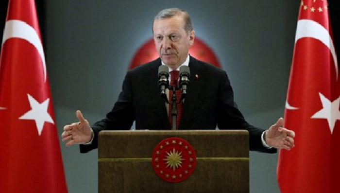 Swedish lawmakers file 'genocide' complaint against Erdogan