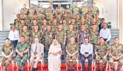 PM for army leadership imbued with spirit  of Liberation War
