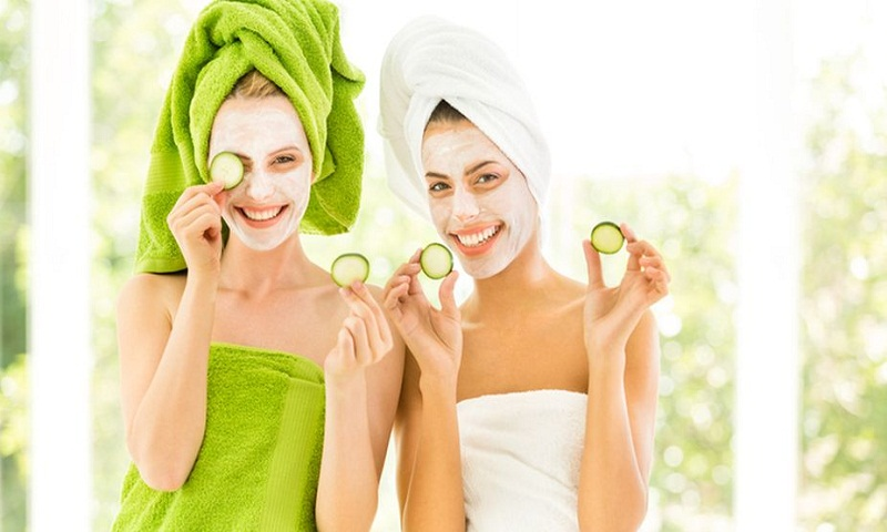 Glow with the wonder of homemade facials