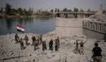 Iraqi forces push to clear last pockets of IS in Mosul