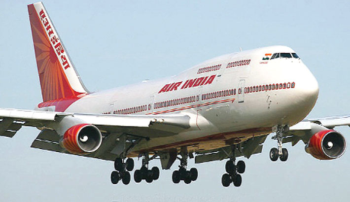No chicken in cattle class at Air India