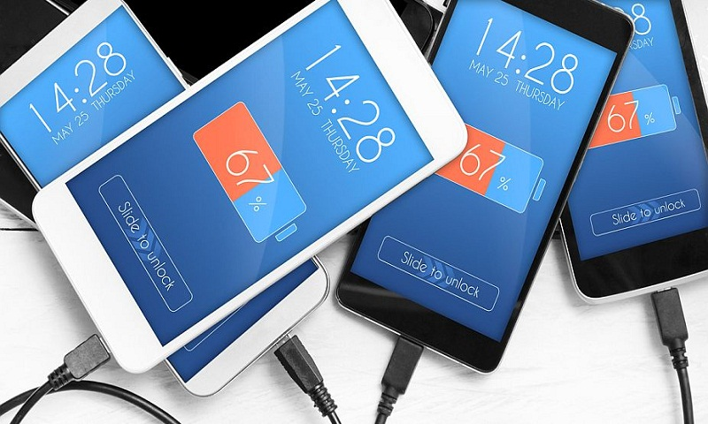 Soon, smartphone may be charged within seconds