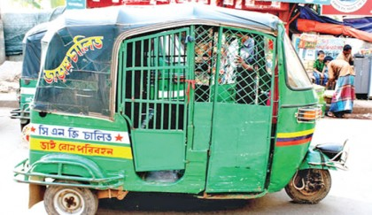 CNG auto-rickshaw drivers play foul with passengers | 2017-07-12
