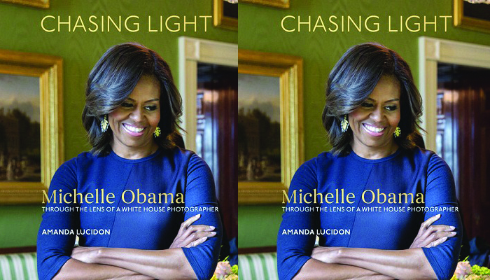 Book of Michelle Obama photographs coming in October