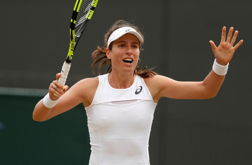 History on line as Konta faces Venus showdown