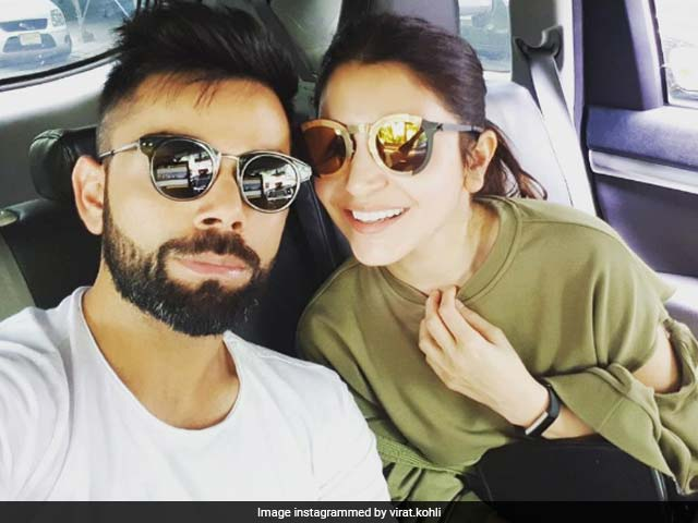 Virat Kohli, Anushka Sharma spotted in New York