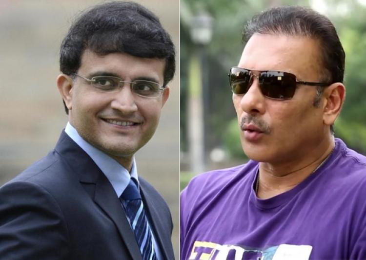 Ganguly had reservations about Ravi Shastri's appointment