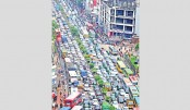 City people hit hard by  unbearable traffic jam