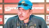 Shastri named India coach