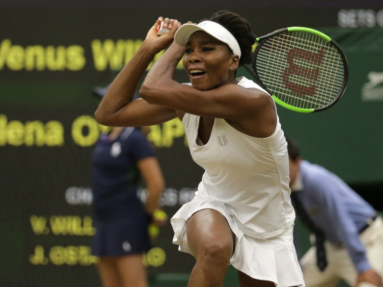 At 37, Venus Williams looking for a 6th Wimbledon title