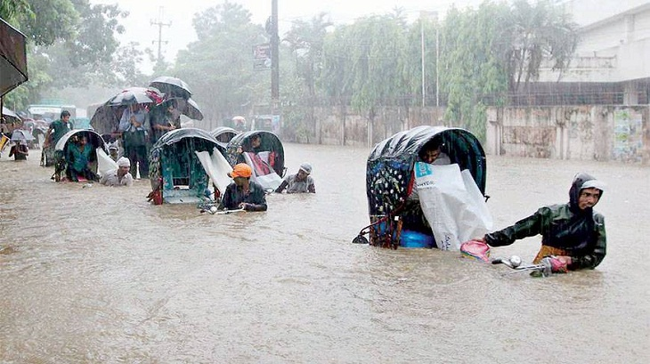 Tk 6,000cr project to end Chittagong waterlogging: minister