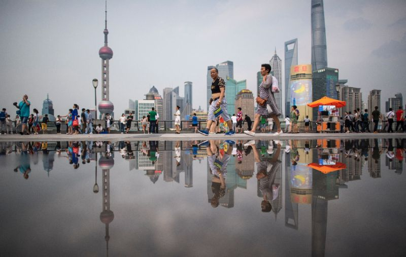 China's economy slows in second quarter: AFP survey