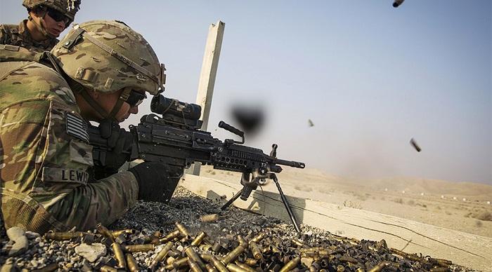 Afghan branch IS leader killed in US raid: Pentagon