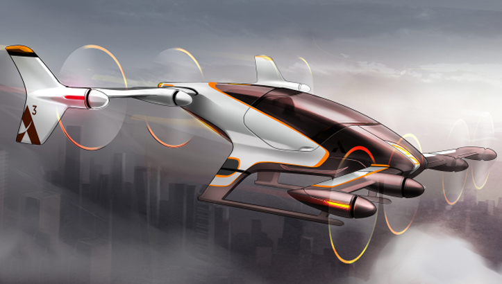 Flying cars and no more pilots in flight revolution: Airbus